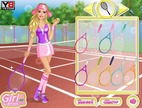 Barbie-tennis