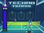 Futuristic-tennis-game