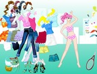 Dress-up-spel