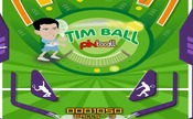 Tennisspel-pinball